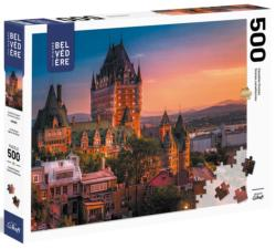 Goodnight Québec Canada Jigsaw Puzzle