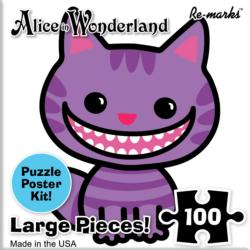 Cheshire Cat Movies / Books / TV Children's Puzzles