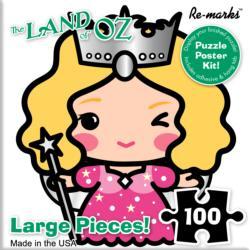 Glinda Movies / Books / TV Children's Puzzles