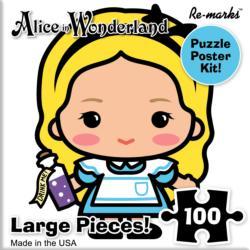 Alice Movies / Books / TV Children's Puzzles