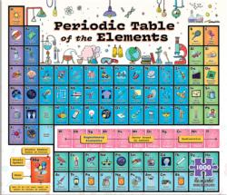 Periodic Table Science Jigsaw Puzzle