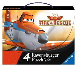 Planes 2 Suitcase Cartoons Multi-Pack