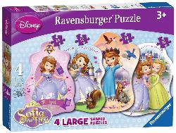 Sweet as a Princess (Sophia the First) Princess Multi-Pack