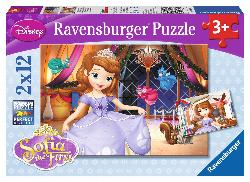 Princess Sofia (Sophia the First) Princess Children's Puzzles
