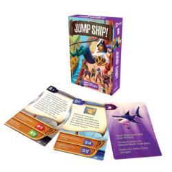 Jump Ship - Cardventures 2 Fantasy