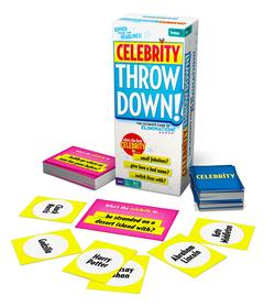 Celebrity Throw Down Game