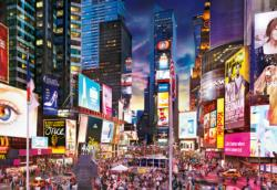 Times Square - Scratch and Dent Skyline / Cityscape Jigsaw Puzzle