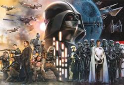 Rebellions Are Built On Hope (Art & Photo) Star Wars Jigsaw Puzzle