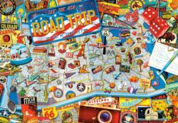 Are We There Yet? Maps / Geography Jigsaw Puzzle