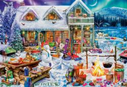 Winterland Fun Christmas Jigsaw Puzzle