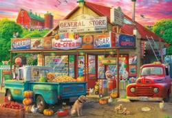 Country Store General Store Jigsaw Puzzle
