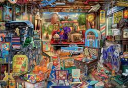Picker's Haul Domestic Scene Jigsaw Puzzle