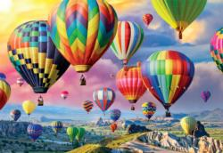 Up Up and Away Photography Jigsaw Puzzle