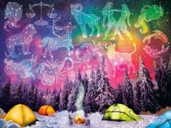 Written In The Stars Fantasy Jigsaw Puzzle