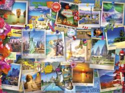 Adventure Awaits Collage Impossible Puzzle