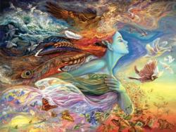 Spirit of Flight Nature Jigsaw Puzzle
