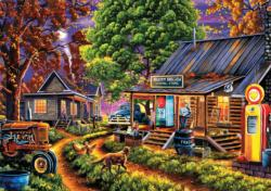 The General Store Nostalgic / Retro Large Piece