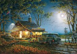 Autumn Traditions General Store Large Piece