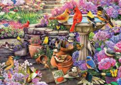 Spring Clean Up Flowers Large Piece