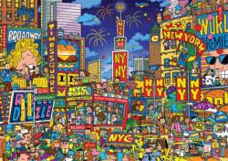 Times Square New York Jigsaw Puzzle