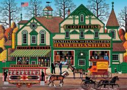The Haberdashery Americana & Folk Art Large Piece