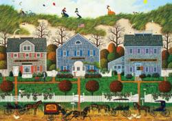 Nantucket Winds Americana & Folk Art Large Piece