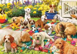 Puppy Playground Dogs Large Piece