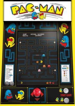 Pac-Man Nostalgic / Retro Large Piece