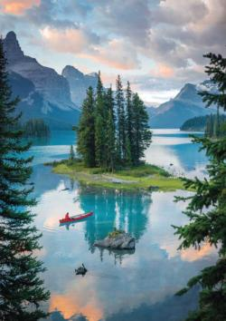 Pine Sanctuary Lakes / Rivers / Streams Jigsaw Puzzle