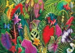 Brilliant Botanicals Plants Jigsaw Puzzle