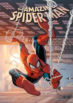 The Amazing Spiderman #29 Super-heroes Jigsaw Puzzle