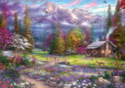 Inspirations of Spring Nature Jigsaw Puzzle