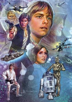 Star Wars - Celebration - A New Hope Sci-fi Jigsaw Puzzle