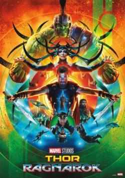 Thor: Ragnarok Super-heroes Jigsaw Puzzle