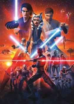 The Phantom Apprentice Star Wars Jigsaw Puzzle
