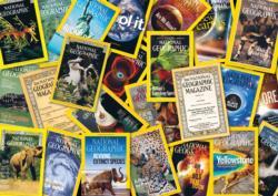 National Geographic Magazines Nature Jigsaw Puzzle
