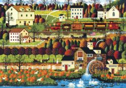Honey Valley Americana & Folk Art Jigsaw Puzzle