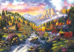 All Aboard! Lakes / Rivers / Streams Jigsaw Puzzle