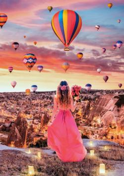 Take Me Away Balloons Jigsaw Puzzle