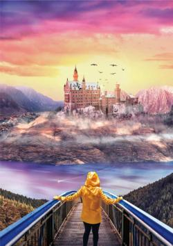 Discover Fantasy Photography Jigsaw Puzzle