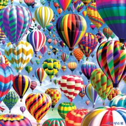 Hot Air Balloons Balloons Jigsaw Puzzle