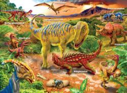 Dinosaur Adventure Dinosaurs Children's Puzzles