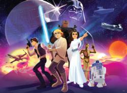 Star Wars - Rebel Heroes Star Wars Jigsaw Puzzle