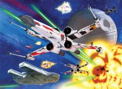 Star Wars - X-Wing Assault Star Wars Jigsaw Puzzle