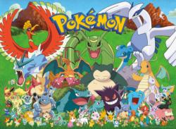 Pokemon - Favorites Cartoons Jigsaw Puzzle
