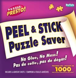 Peel & Stick Puzzle Saver