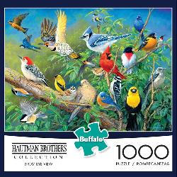 Bird's Eye View Nature Jigsaw Puzzle