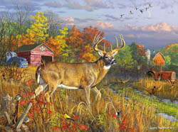 Fall Colors Nature Jigsaw Puzzle
