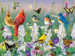 Birds and Butterflies Butterflies and Insects Jigsaw Puzzle