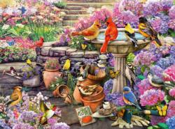 Spring Clean Up Flowers Jigsaw Puzzle